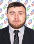 ДЖАБРАИЛОВ КАЗБЕК АСЛАМБЕКОВИЧ, Старший тренер команды (Юноши 16-17 лет)