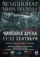 Россияне завоевали четыре золотых медали чемпионата мира по ММА в Минске