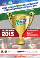 19 декабря в Уфе пройдет Кубок РБ по ММА - 2015!