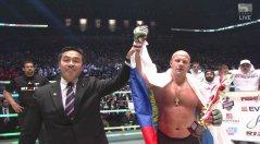 Федор Емельяненко уверенно победил Сингха.