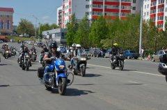 11  мая  на  площади  им.  Салавата  Юлаева  торжественно  был  дан  старт мотоциклетному  сезону  2019  года,  который  прошел  под  лозунгом  «Алга,  Башкирия! Вперёд  Башкортостан!»  и  был  посвящен  празднованию  100-летия  образования Республики  Башкортостан.