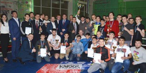 В Уфе определили команду бойцов на Чемпионат Поволжья по ММА