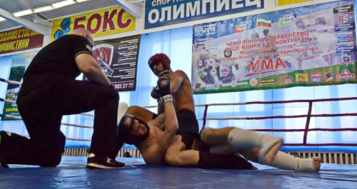В Туймазинском районе определили состав сборной команды Башкортостана по ММА