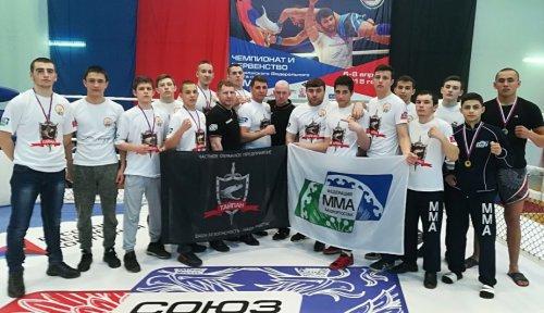 Сборная Республики Башкортостан по СБЕ (ММА) успешно выступила на Чемпионате и Первенстве ПФО в Ижевске (Удмуртия)