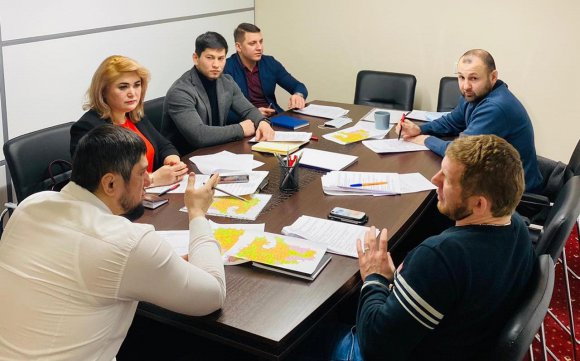 16 января 2021 г. в центральном офисе ГК «БУЛАТ» состоялось очередное собрание Правления РОО «Федерация смешанного боевого единоборства (ММА) РБ»